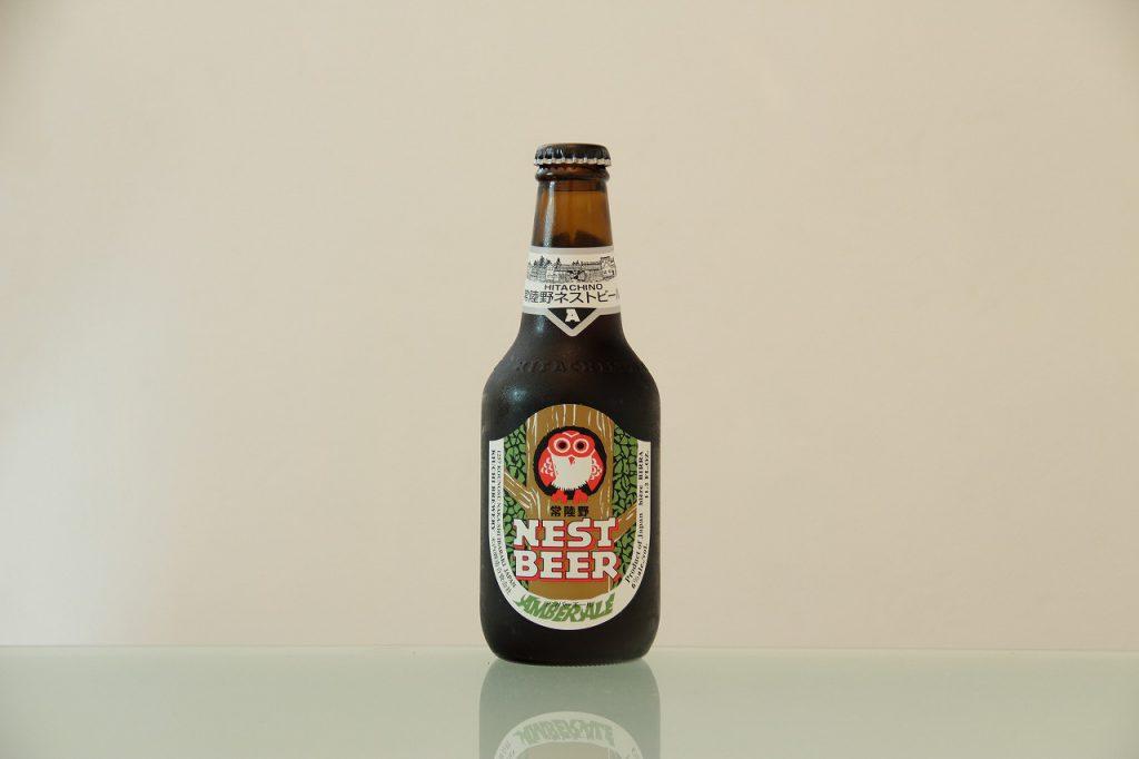 常陸野ネストビール「アンバーエール」