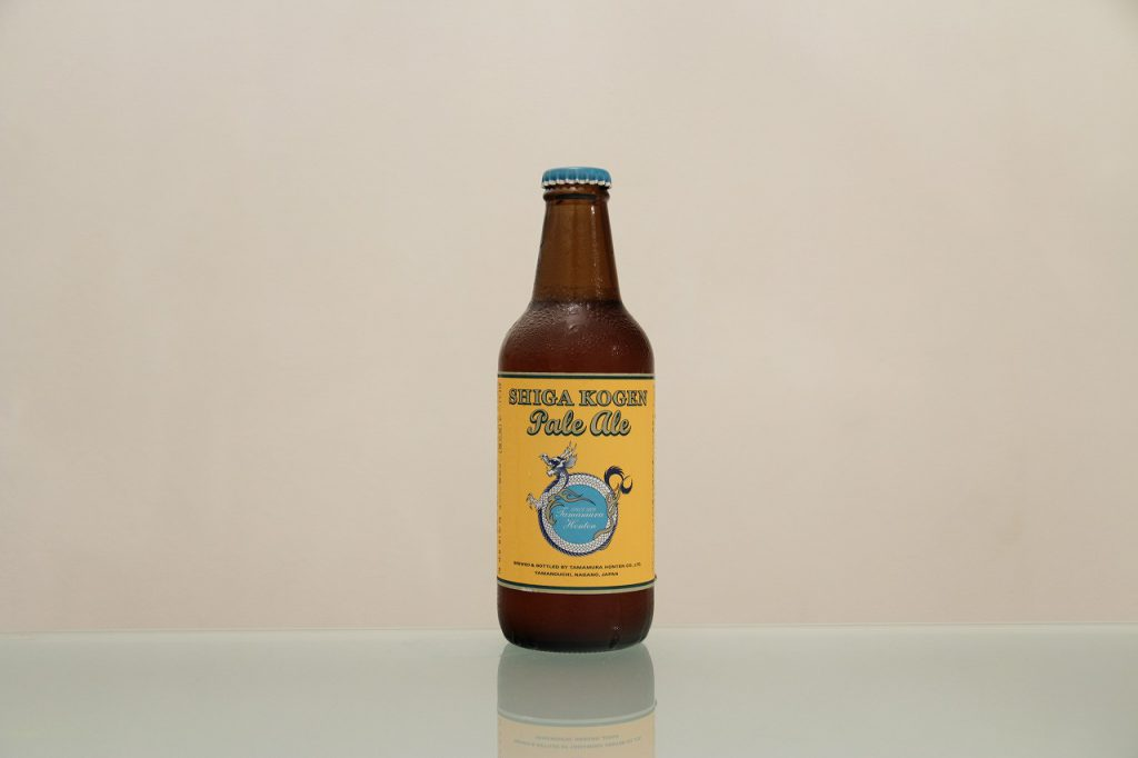 志賀高原ビール「ペールエール」